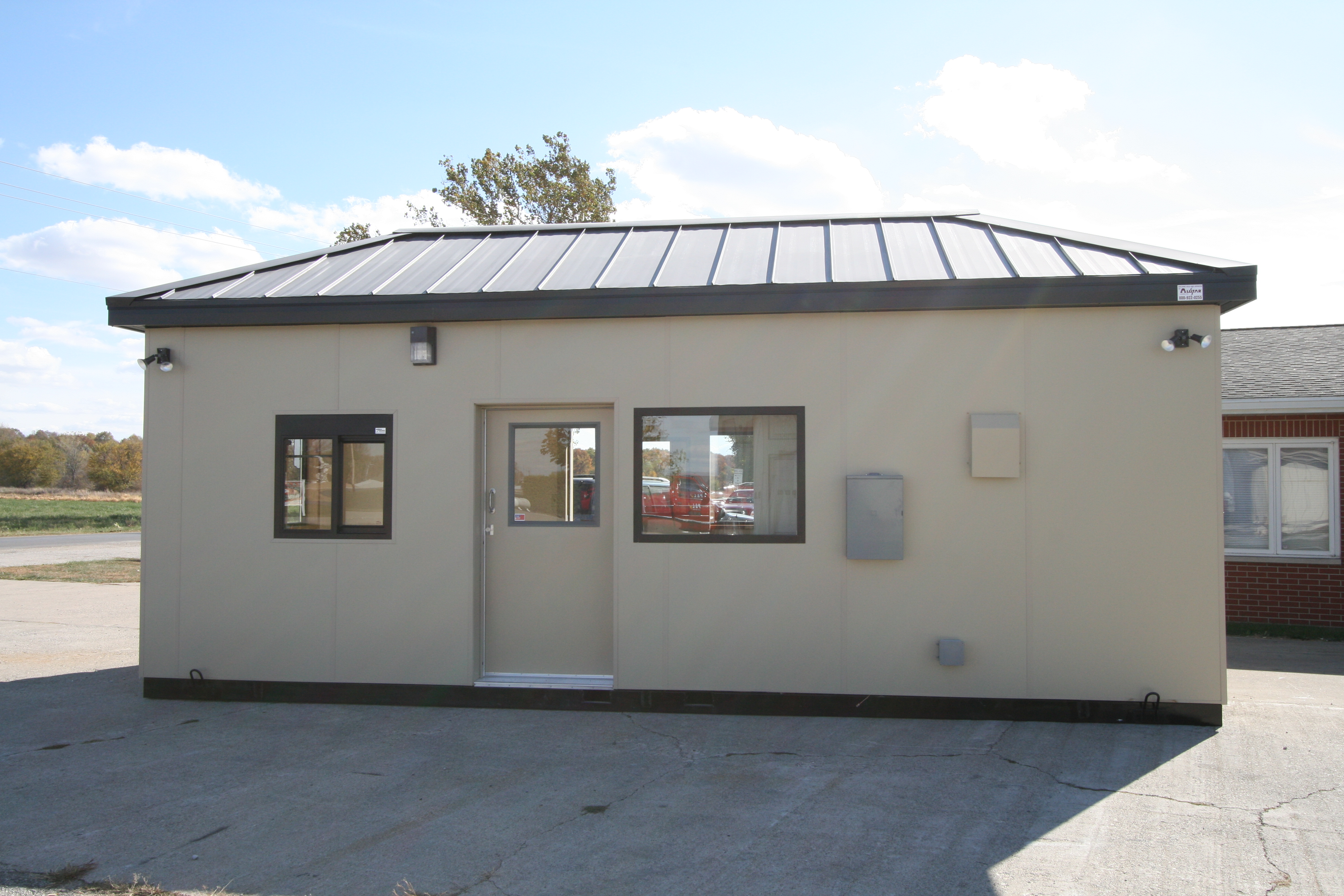 modular buildings permanent and portable